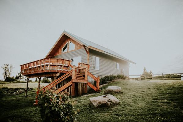 The Homestead House