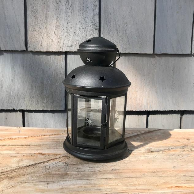 Small Black Lanterns
