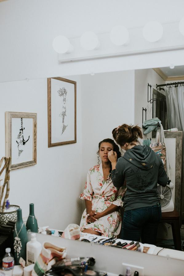 Bridal Suite - Makeup Studio