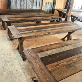 Farmstyle Wood Tables