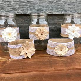 Quart Jars Decor