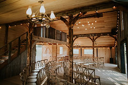 Inside AK Diamond J Ranch Heitage Barn, rustic decor