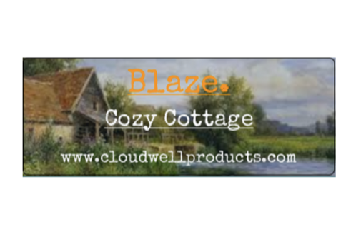 Cozy Cottage - Golden Soy Candle