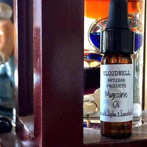 Migraine Treatment Oil