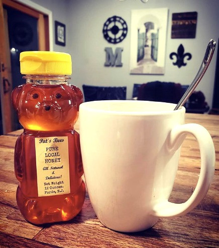 Pat's Bees Honey