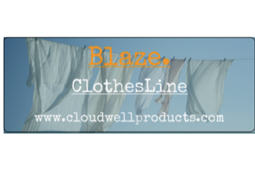 Clothesline - Golden Soy Candle