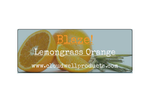 Lemongrass Orange - Golden Soy Candle