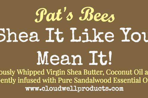 Shea It Like You Mean It - Sandalwood Body Butter