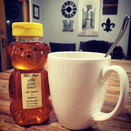 Pat's Bees Original Honey & Comb