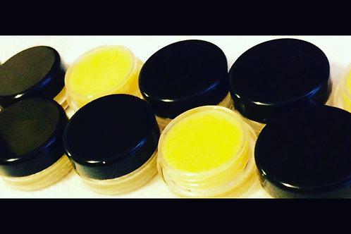 Private Label Beeswax Lip Balm Jar