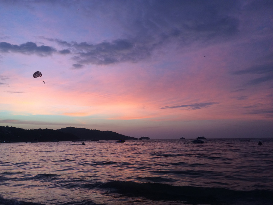 AN EXOTIC WINTER GETAWAY: THAILAND