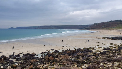 EXPLORING WEST CORNWALL IN WINTER