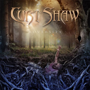 Curt Shaw, Adversity, 2016, Last album, Guitar, Vocals, CD, Metal, Testament, Self Released