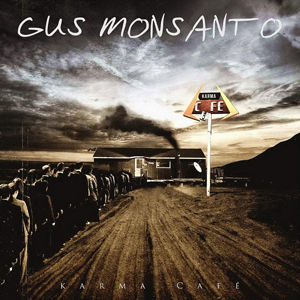 Gus Monsanto, Karma Café, Brazil, Brazilian, Self Released, Manic Street Preachers, Robbie Williams, Debut, Album, 2016