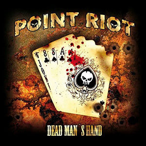 CD, Album Review, Album, Review, Point Riot, Dead Man's Hand, Rock, Metal, Quartet, 2015