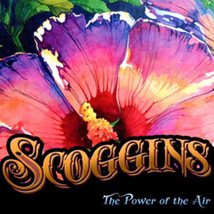 CD, Album Review, Album, Review, Scoggins, The Power of the Air, Self Released, Country, Folk, Lap Steel, banjo, trumpet, rollercoaster, my father, sticky wicky, duet, nine