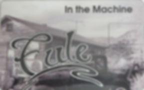 Fule, In The Machine, Self Released, Album, Finland, Finnish, Keuruu, Deep Purple, Led Zeppelin, 70's Rock