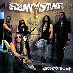 Heavy Star, Electric Overdrive, Italy, Italian, Albert Fish, Danny Slade, Robert Biaggioni, Perris Records, Mauro Money, 80's Rock