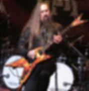 Ira Black (Metal Church / Lizzy Borden / Westfield Massacre)