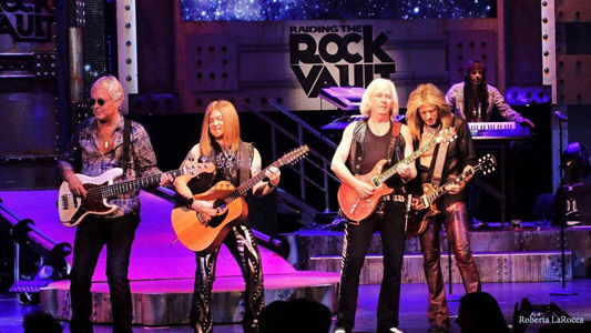 Hugh McDonald, Mark Boals, Howard Leese, Doug Aldrich & Michael T. Ross, Roberta LaRocca, , Las Vegas, Keyboards, Keyboardist, Raiding The Rock Vault, Hard Rock Hotel, Nevada, USA, North America, Korg Kronos, Korg, North America, United States Of America, Harry Cowell