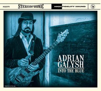 Adrian Galysh, Into The Blue, Kacee Clanton