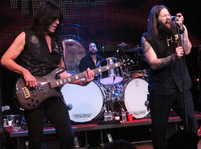 Rudy Sarzo (Devil City Angels/Gunzo), Brian Tichy (The Dead Daisies/The Moby Dicks), Dewey Bragg (Kill Devil Hill)