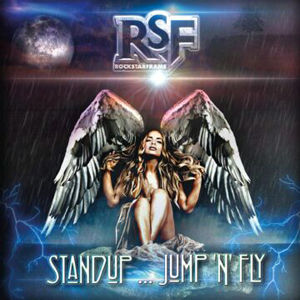 Rockstar Frame - Stand Up Jump N Fly use