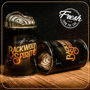 Backwood Spirit - Fresh From The Can use