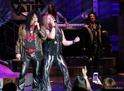 Paul Shortino, Andrew Freeman, Michael T. Ross, Robin McAuley, Las Vegas, Keyboards, Keyboardist, Raiding The Rock Vault, Hard Rock Hotel, Nevada, USA, North America, Korg Kronos, Korg, North America, United States Of America, Robert LaRocca