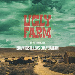 Brain Distillers Corporation, Ugly Farm, Album, Black Stone Cherry, Dixie, Italy, Italian, Black Label Society, Alice In Chains