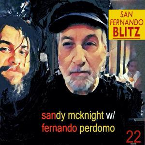 Sandy McNight with Fernando Perdomo - Sa