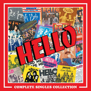 Hello - Complele Singles Collection use.