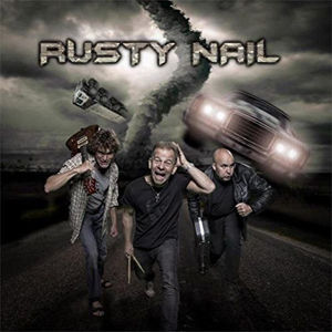 Rusty Nail, Running Out Of Ideas, Self Released, 2015, Stockholm, Swedish, Swedes, Swedish, UFO, Album