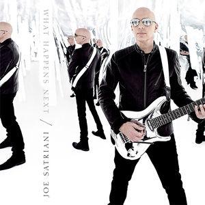 CD, Album, Album Review, CD Review, Joe Satriani, What Happens Next, Glenn Hughes, Chad Smith,  Noble PR, Peter Noble