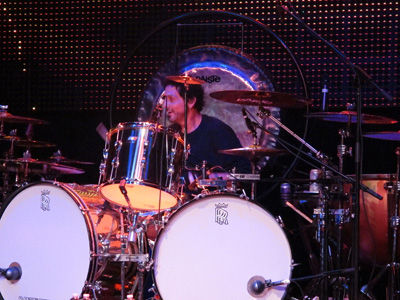 Deen Castronovo (ex-Journey, now of Foreigner)