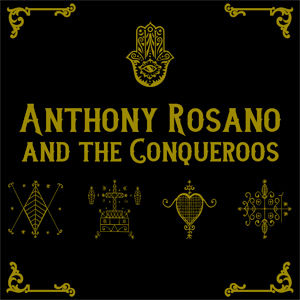 CD, Album Review, CD Review, Album, Debut, Mike Zito, Anthony Rosano And The Congueroos, Blues, Norfolk, Virginia, Self Titled, Bluesmen,The Rolling Stones, Gospel, New Orleans, Long Island, Banjo