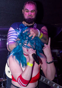 Metalliville, Zine, Metallivillezine, Rock And Metal, Webzine, Magazine, Rock, Metal, New Zealand, Sumo Cyco, Devilskin, Evay Plays Dead, Derby, England, United Kingdom, Sheffield, Corporation, Room 2, Mark Hobson, DJ Mutley, South Yorkshire, UK, Saturday, 18th, March, 2017, Tiggy Dee, Matt Gasgoyne, Seb Boyse, Zach Shannon, Nail, Kilt, Sky Sweetnam, Ken Corke, Ken 'Thor' Corke, Thor, Matt Trozzi, Matt Drake, Canada, Hamilton, Toronto, Jennie Skulander, Paul Martin, Nic Martin, Gig, Concert, Live, Review, Pete Hawkins, Opus Mar, Winter Rocks, Sheffield Live, We Rise, Be Like The River, Heart, Barracuda, Little Pills, TKO Agency, Music Management Inc Ltd, Rhythmethod, Marshall, Marshall Amplification, Lost In Syco City, Bones, Hold Tight PR, Stampede Press, Gibson, Les Paul, SG, Epiphone, Fireball, Jagermeister, Sex, Drugs, Black Metal, Merchandise