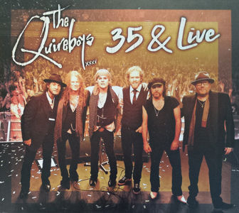The Quireboys - 35 & Live USE.jpg