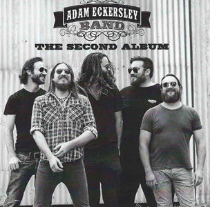 Adam Eckersley Band, The Second Album