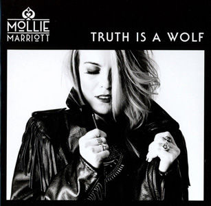 CD, Album, Album Review, CD Review, Mollie Marriott, Truth Is A Wolf, Paul Weller, Judie Tzjuke, Steve Marriott, Noble PR, Peter Noble