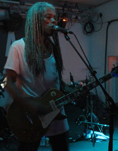 Dan Reed Network, Brion James, Local Authority, Sheffield, United Kingdom, Saturday, March 11, 2017, Live, Concert, Gig