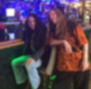 Michael T. Ross, Glenn Milligan, Metalliville, Las Vegas, Nevada, Interview, USA, United States of America, North America, Nevada, Cuban Coffee, Cuban, Coffee, Tart, Bar, Pub, Bistro, Las Vegas Blvd, Boulevard, 2017, Downtown, January, 27