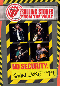 the rolling stones, rolling stones, dvd, no security, san jose, rolling stones from the vaults, eagle vision, universal music group, concert, gig, tour, mick jagger, keith richards, charlie watts, ronnie wood, darryl jones, chuck leavell, bobby keys, bernard fowler, tim ries, blondie chaplin, lisa fischer, michael davis, california, jumpin jack flash,bitch, yo got me rocking, respectable, honky tonk women, i got the blues, saint of me, some girls, paintit black, you got the silver, beforethey make me run, out of control, route 66, get off my cloud, midnight rambler, tumbling dice, its only rock n roll but i like it, start me up, brown sugar, sympathy for the devil