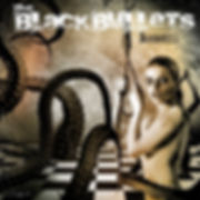 The Black Bullets, Bombshell, E.P., Bill T, Self Released, Basingstoke, UK, United Kingdom, Great Britain