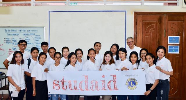 STUDAID Studenten