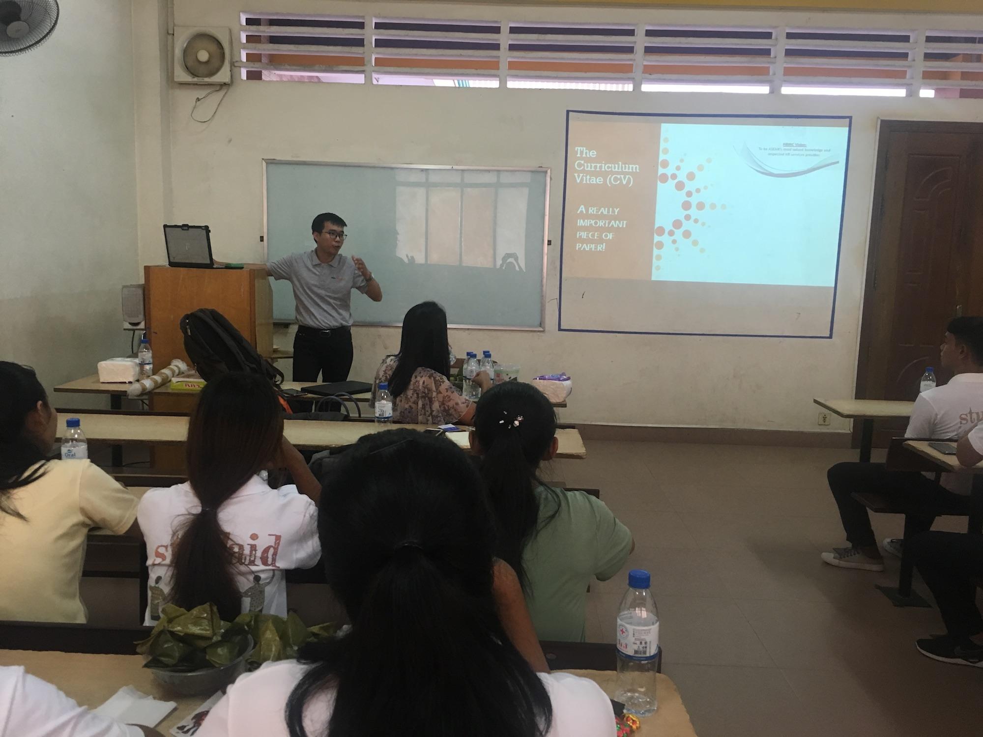 STUDAID Seminar April 19