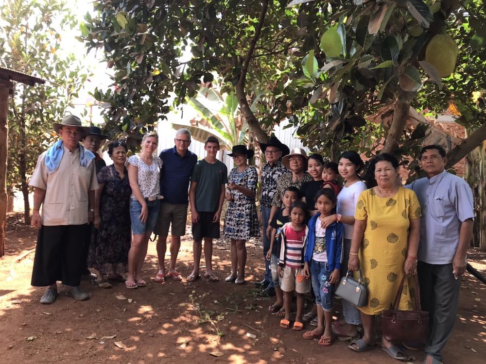 Familie Kambodscha
