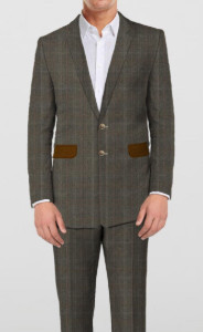 Conservative - 3 Piece Suit - by The Tailor Network