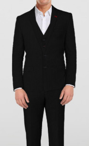 Elegant Evening suit - 3 piece by The Tailor Network
