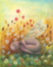 fairy art faerie art folklore of the prairie art by autumn rozario hall